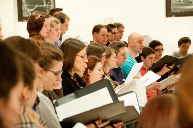 Konzertprojekt Junger Chor: Hugo Distler – Totentanz