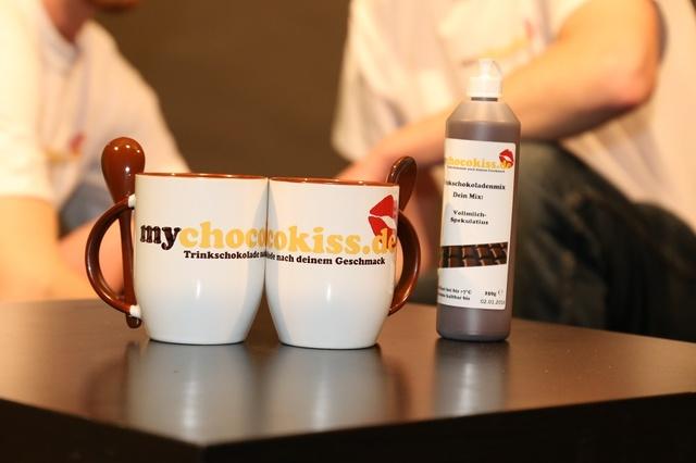 myChocokiss- Trinkschokolade nach Deinem Geschmack