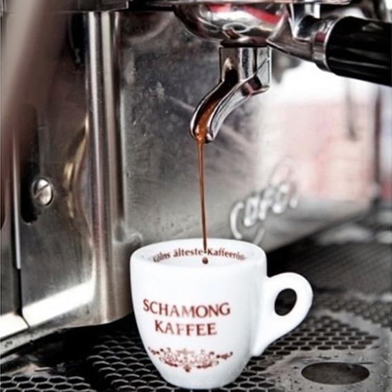 2x Schamong-Espresso