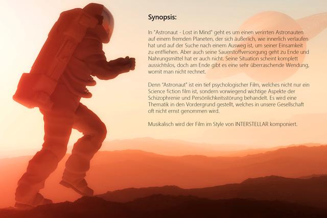 Film Projekt - ASTRONAUT