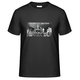 """1 x T-shirt """"Berliner"""" (with theme and WaveFont)"""