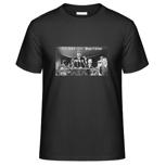 """1 x T-Shirt """"Berliner"""" (mit Motiv und WaveFont-Aufschrift)"""