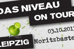 Das Niveau - Rockt! - LEIPZIG (Moritzbastei)
