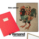1 Ausgabe »Superzine Vanitas« (Pre-Order) + 1 30x40 Artprint auf Leinwandkarton