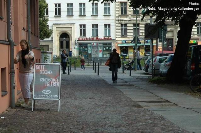 Religion in Urban Spaces