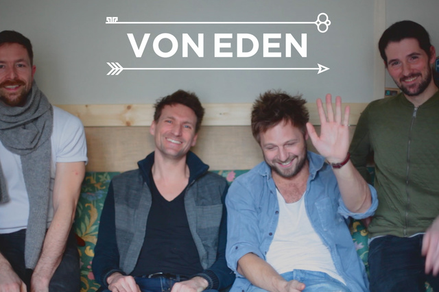 VON EDEN - Mit eurer Hilfe zum Debütalbum