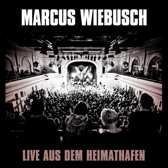 """Marcus Wiebusch Live CD """"Live aus dem Heimathafen"""" mit Signatur"""