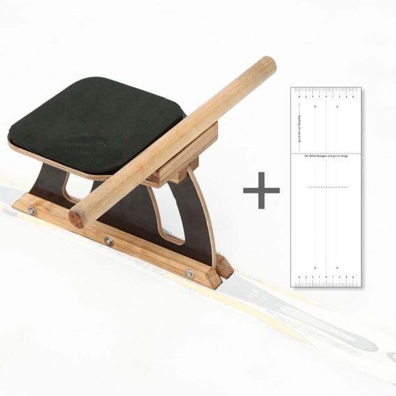 Ski-Böckle Standard Set