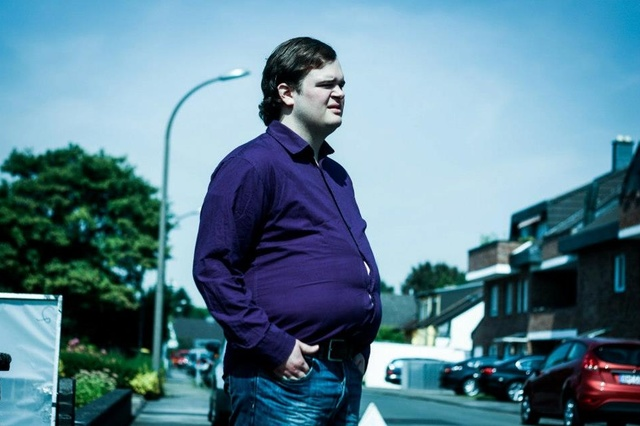 Komödie: Fatman - The Quark Knight