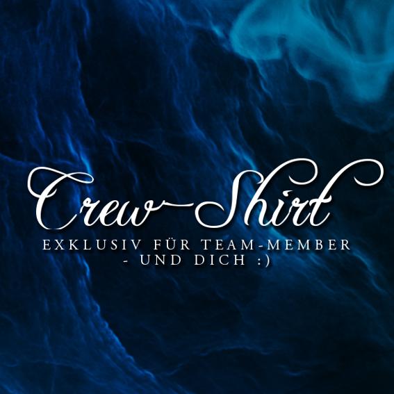 Stark limitiertes, exklusives Crew-Shirt