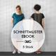 Schnittmuster EBOOK // Freie Modellwahl, 5 Stück