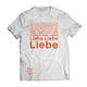 """T-Shirt - Zug der Liebe """"Liebe"""""""