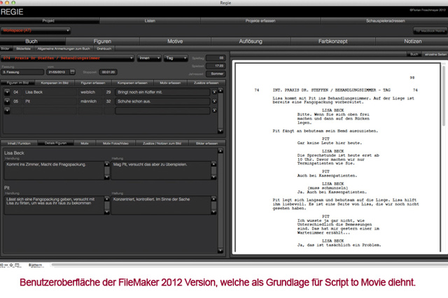 Script To Movie