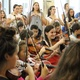 Probenbesuch | Geige