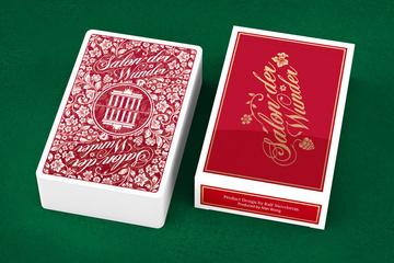 """Das """"Salon der Wunder"""" -  Kartenspiel"""