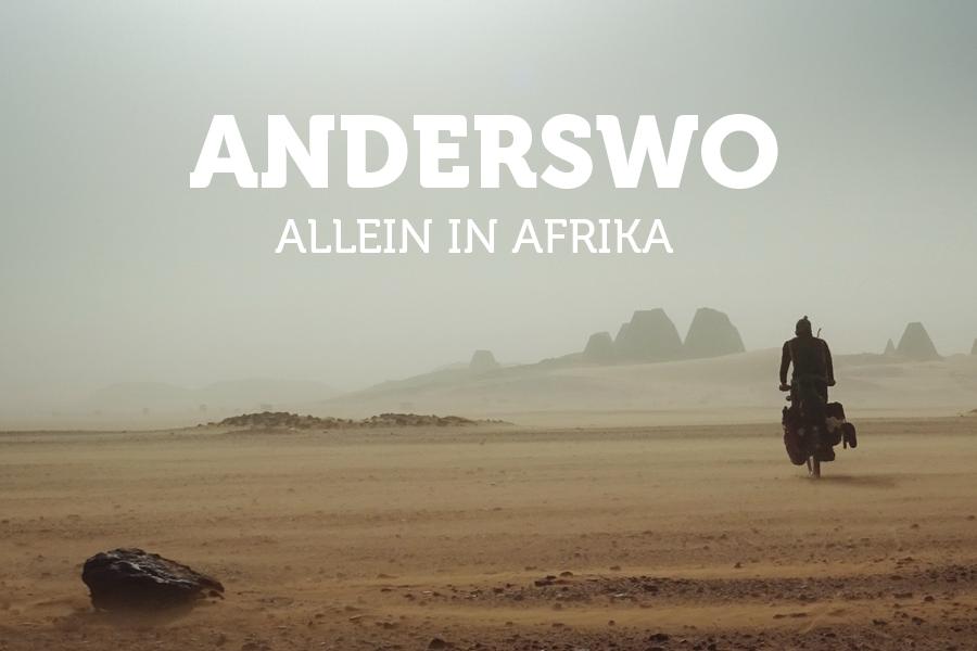 anderswo allein in afrika