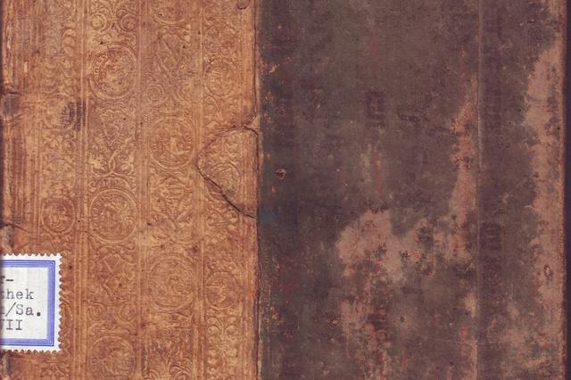 Der thüringische Gabrieli - Melchior Vulpius