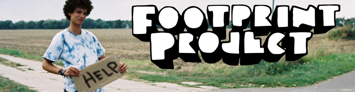 Footprint Project - Leggi Leggi! debut cd & vinyl