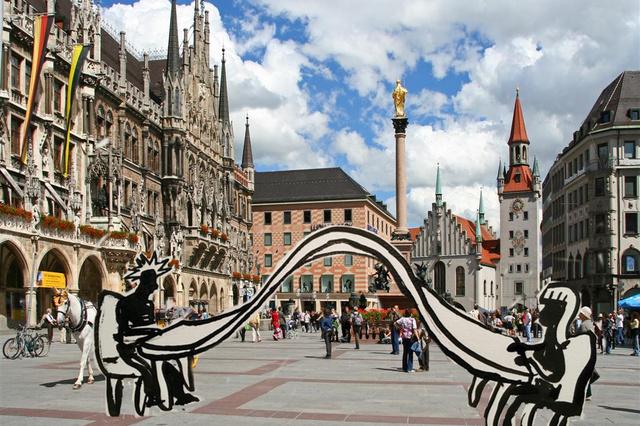 München bittet zu Tisch