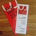 Konzertkarte 1. Reihe + Meet&Greet mit Dirigent