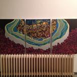 Gemälde von Dion