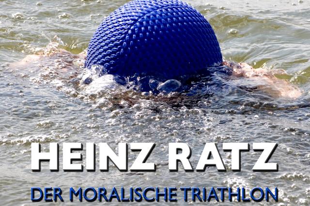 Linn Marx' Dokumentarfilm-DVD: HEINZ RATZ - Der moralische Triathlon