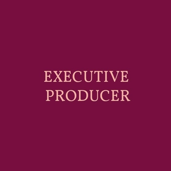 "Deine Nennung als ""Executive Producer"" des Films"