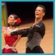 Tanzen mit dem Tanz-Weltmeister