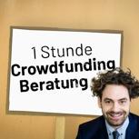 1 Std. Crowdfunding-Beratung mit Shai