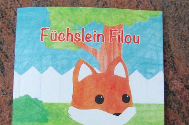 Füchslein Filou - Kinderbuchprojekt