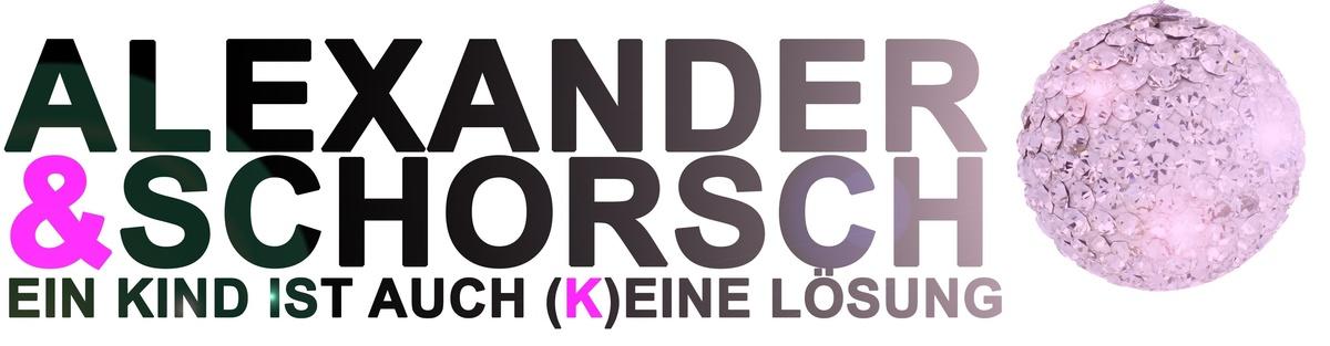 Alexander & Schorsch - Schwule Familie