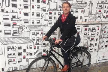 Drachenhaut - stylischer Regenschutz für Radfahrer