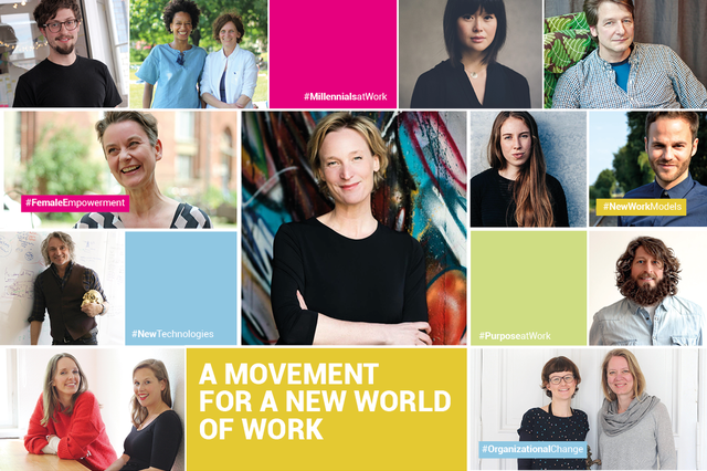 HUMANS OF NEW WORK