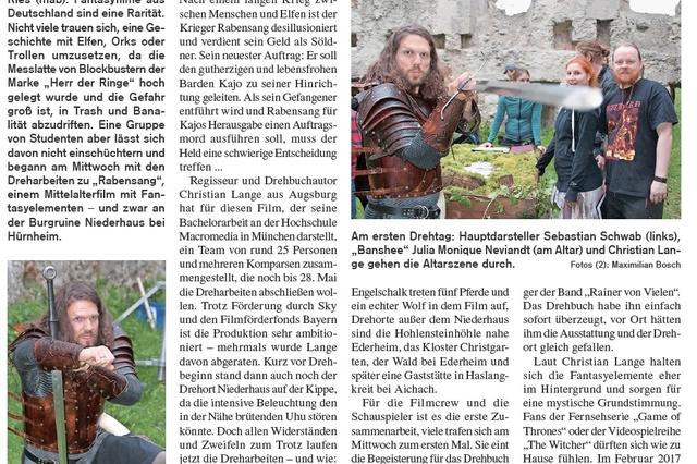 Rabensang - deutscher Fantasykurzfilm