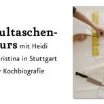 Buch + Maultaschen-Kurs mit Oma Heidi in Stuttgart