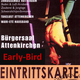 Early-Bird Eintrittskarten inkl. Flying Bufett/Attenkirchen