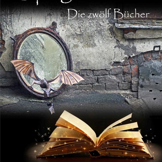 Spiegelwelten - Die 12 Bücher, ebook von Rolf Glöckner