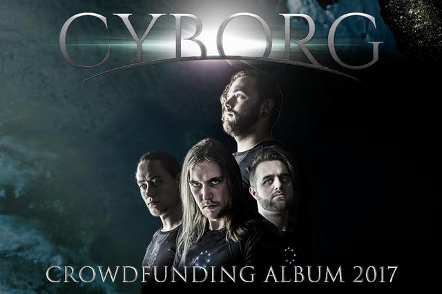 CYBORG - Debüt-Album 2017