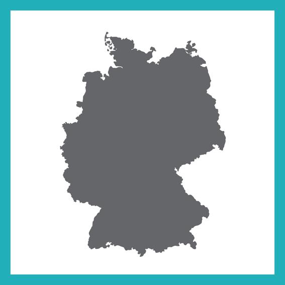 Versand nach Deutschland