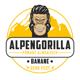 Alpengorilla Pomade Almrausch