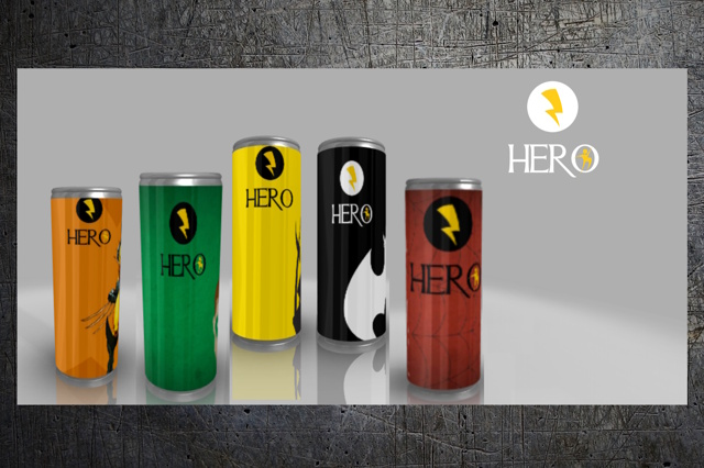 HERO Softdrinks