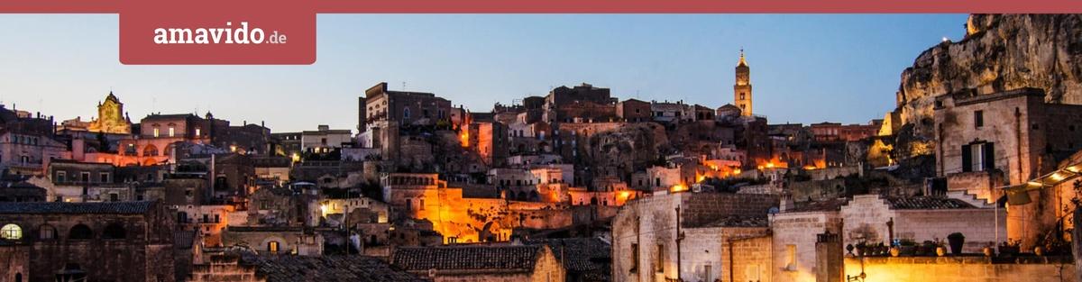 amavido.de - Italien neu erleben
