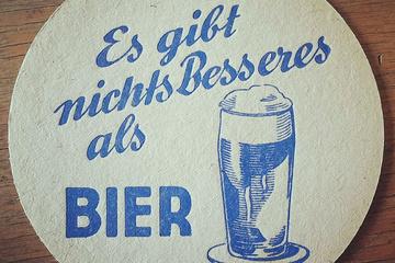Frisches Bier // 14 Zapfhähne // feine Küche