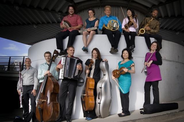 RADAR ensemble Antrittsspielzeit 2013: 3 Konzerte Neue Musik