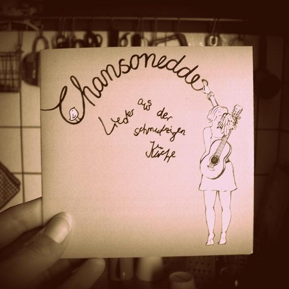 """Debütalbum """"Lieder aus der schmutzigen Küche"""""""