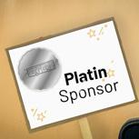 Platin Sponsor*in