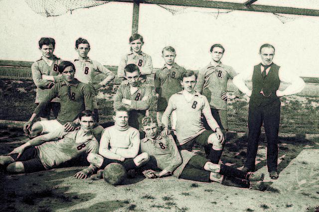 Am Borsigplatz geboren - Franz Jacobi und die Wiege des BVB