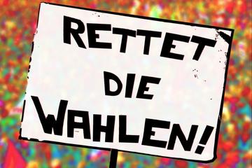 Rettet die Wahlen! | Der offizielle Song zur Bundestagswahl 2017