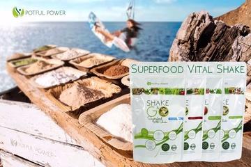Potful Power - der Superfood Vital Shake
