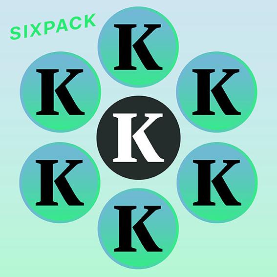 Six-Pack | 1+6 = sparen!